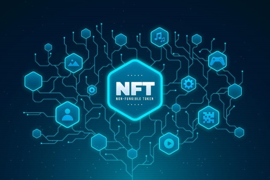 NFT graphic and icns